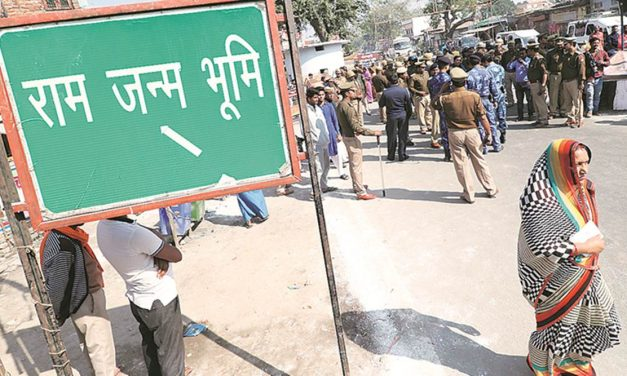 Ram-Janam Bhumi Verdict: Section 144 imposed in Ayodhya. This Diwali may See No Crackers in the town.