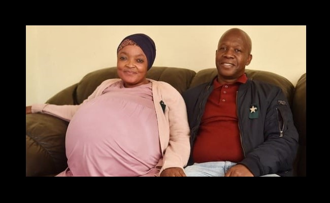 South African Woman claims to have given birth to ten babies, may set a world record