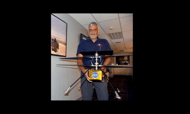 Did you know the man behind NASA's Ingenuity is an IIT-Madras alumnus Bob Balaram?
