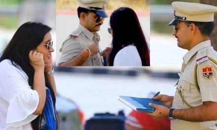 This Cop Landed in Trouble after his Pre-wedding Video went Viral.