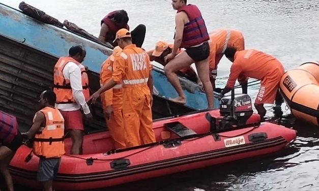 """""""Rescue operation over, 45 dead bodies recovered""""- Shivraj Singh Chouhan"""