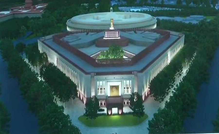 Your Guide to the New Indian Parliament Building