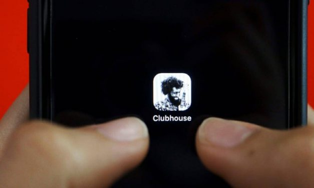"Audio-only discussion app Clubhouse blocked by the Chinese ""Great Firewall"""