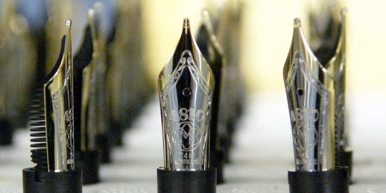 The 10 Most Expensive Pens in the World