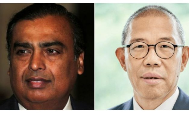 Mukesh Ambani replaced by Chinese billionaire Zhong, becomes Asia's Richest Person