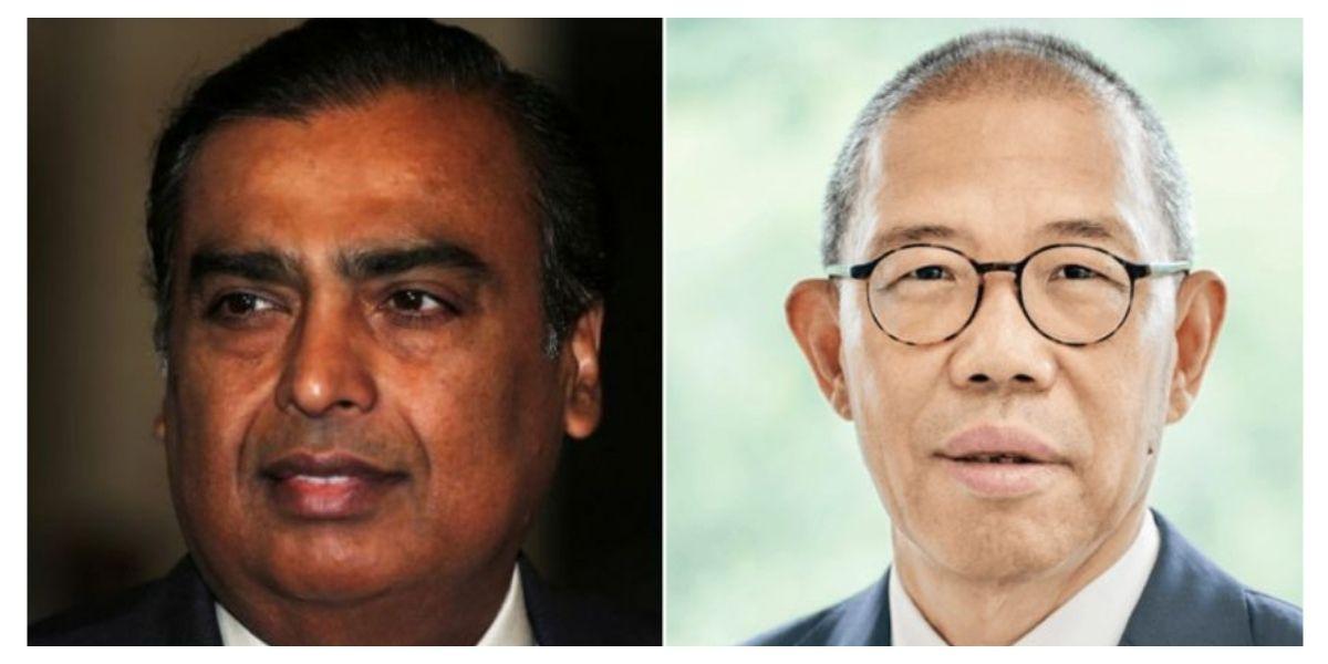 Mukesh Ambani replaced by Chinese billionaire Zhong, becomes Asia's Richest Person