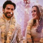 Varun Dhawan and Natasha Dalal married in Alibaug on 24th January
