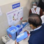 """""""Choose a COVID-19 vaccination centre in advance and get vaccinated"""": Union Ministry"""