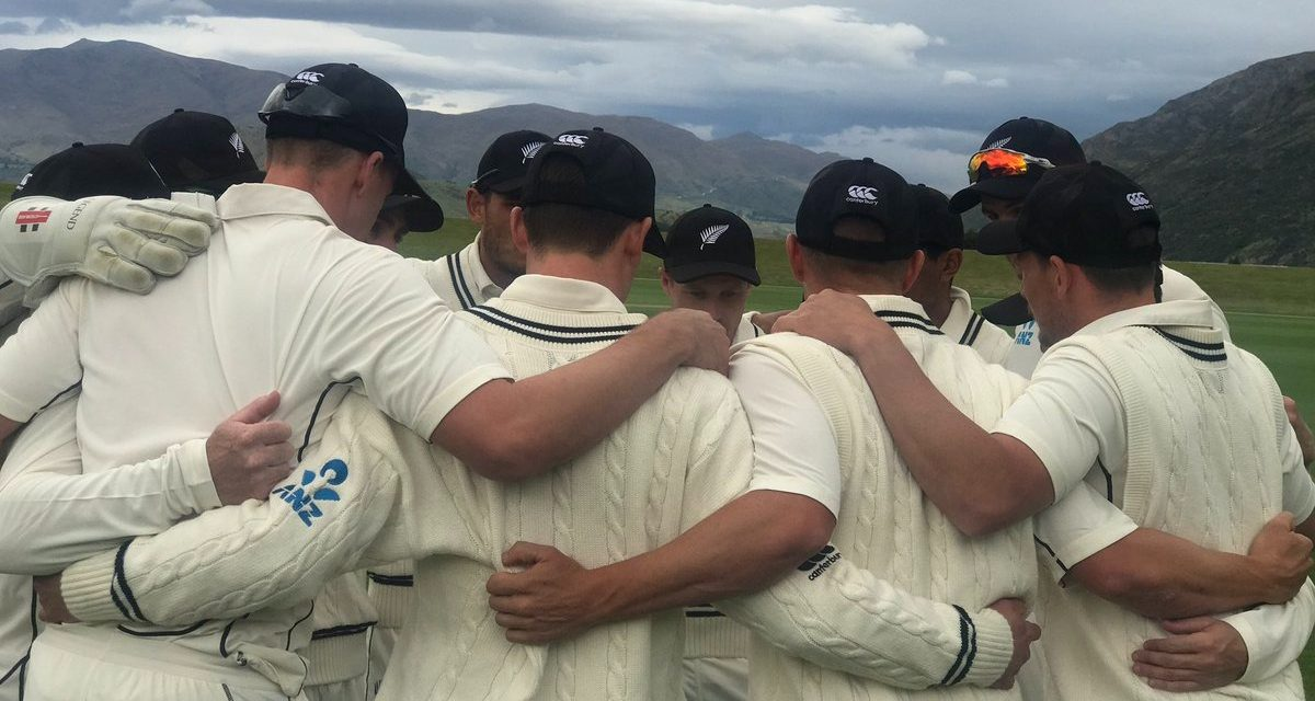 New Zealand becomes the first finalist of the ICC World Test Championship