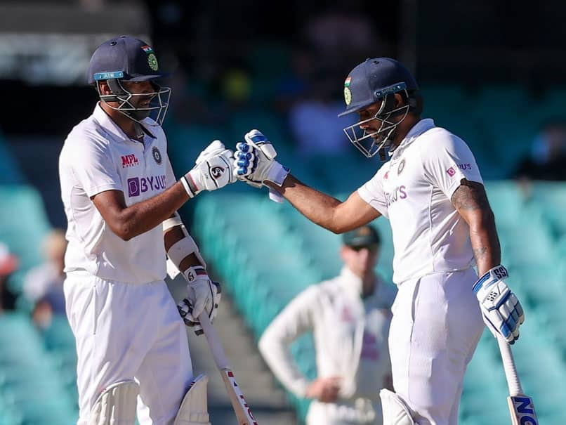 Team India Forces Australia To Settle With A Draw Thanks to Vihari and Ashwin