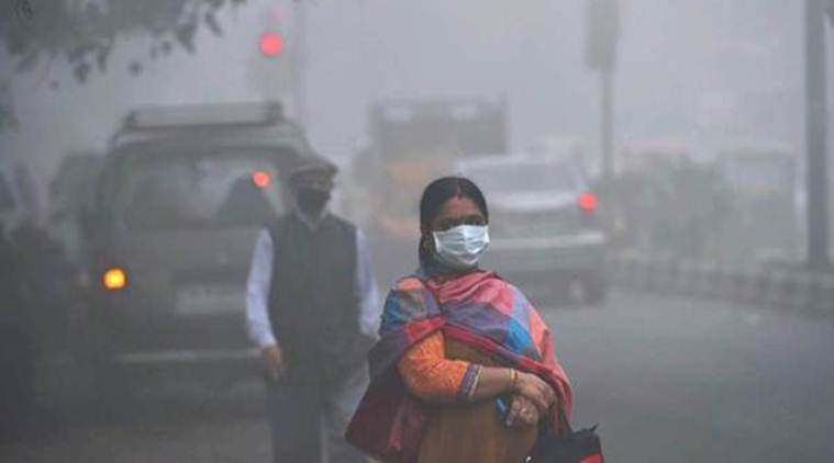 Delhi, The Most Polluted Place on the Planet Right Now.