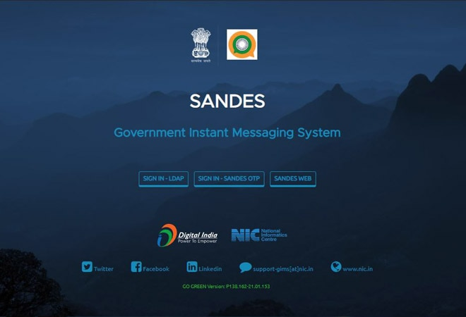 Desi WhatsApp alternative 'Sandes' being tested by Indian government officials