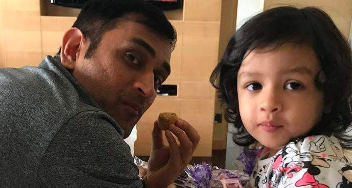 Disgusting: 5-year-old Ziva Dhoni getting rape threats after CSK lost to KKR