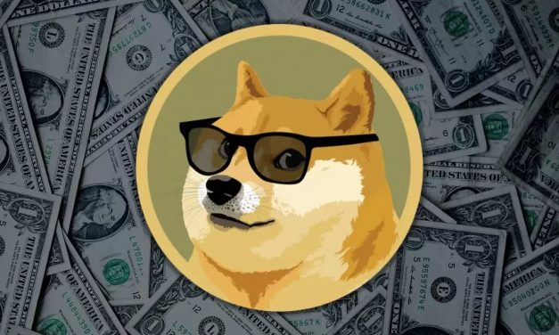 Cryptocurrency Dogecoin, which was founded as a joke, soars over 800% in 24 hours