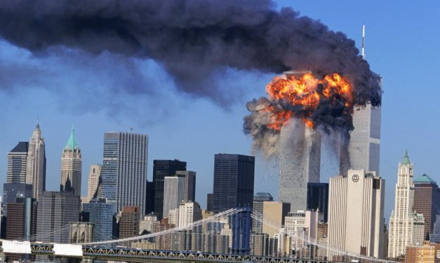 This is how 19 terrorists hijacked 4 planes on 9/11.