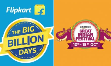 Flipkart & Amazon's Biggest Annual Online Sales. Offers & Discounts You Need to Know.