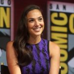 Wonder Woman's 3rd Baby on board
