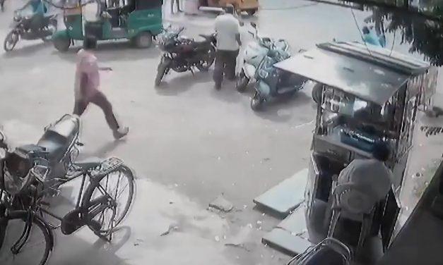 Guntur Murder: CCTV Footage Shows Girl Engineering Student Stabbed 6 times On Road, Accused Arrested