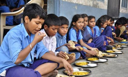 This Indian NGO provides mid-day meals to 1.75 million underprivileged students. Gets awarded from BBC World Service.