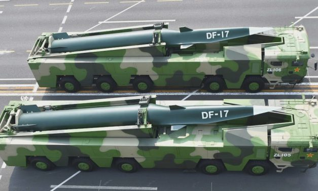China Unveils Its Most Powerful Nuclear Weapons To Frighten US. Photos Inside