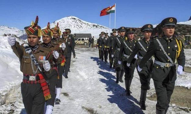 """Dragon says """"Both sides are disengaging from the Pangong Lake area"""""""