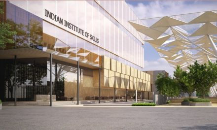 Mumbai To Soon Home Indian Institute Of Skills, A National Institute For Skills And Vocation Training.