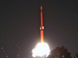 ISRO launches sounding rocket to study upper atmosphere