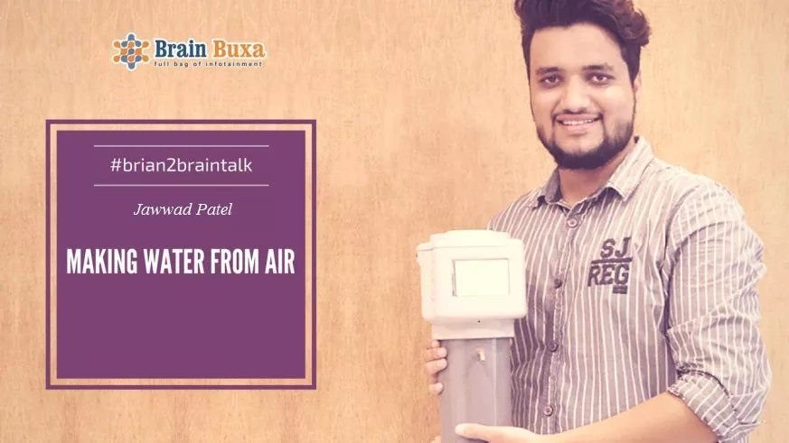 This 24-Year-Old Engineer's Device Can Make Water Out Of Air. Read How?