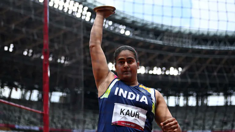 Tokyo Olympics: Kamalpreet Kaur Makes it to Discus Throw Final, Finishes Above Defending Gold Medalist
