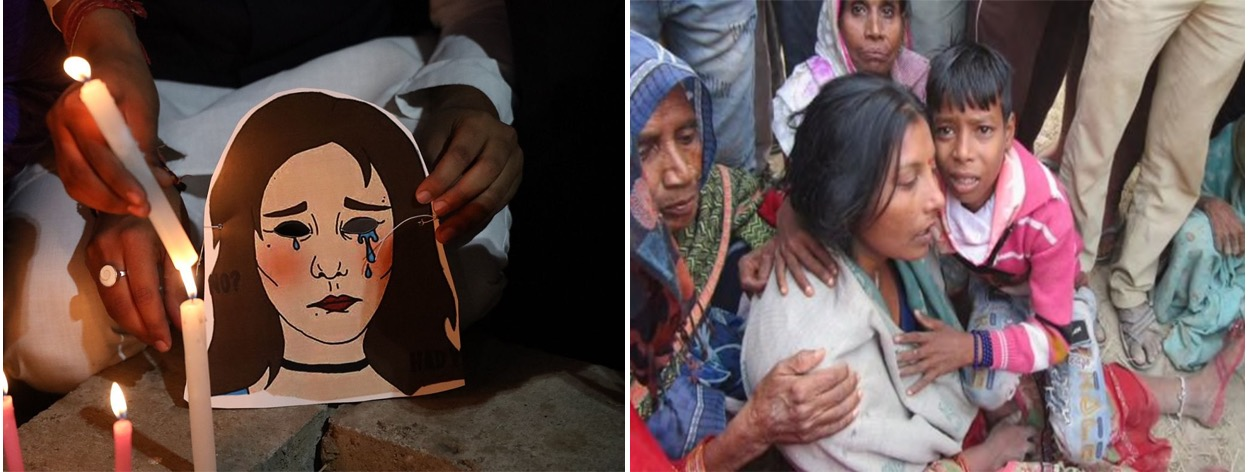 On the Night of Diwali in Kanpur – A 6-year-old girl gang-raped