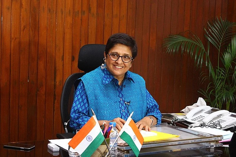 """Whatever work done was a sacred duty"": Kiran Bedi after being removed as Puducherry L-G"