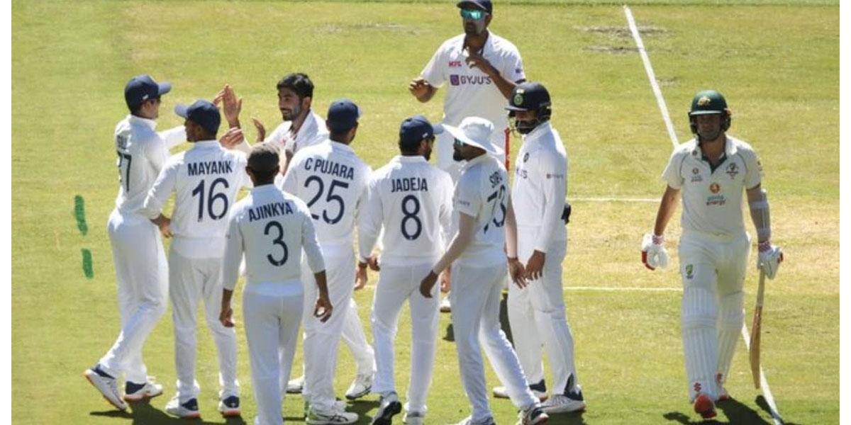 Ind VS Aus Test 2: Indian Bowlers Take Revenge, Bumrah Makes Bowl Sing