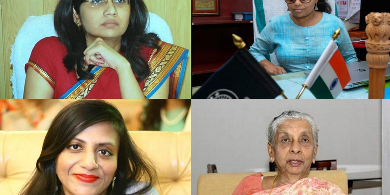 4 Woman IAS Officers Who Are First in their Manner.