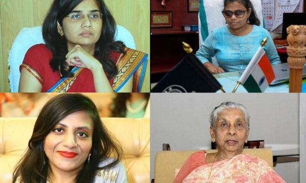 4 Woman IAS Officers Who Are First in their Manner