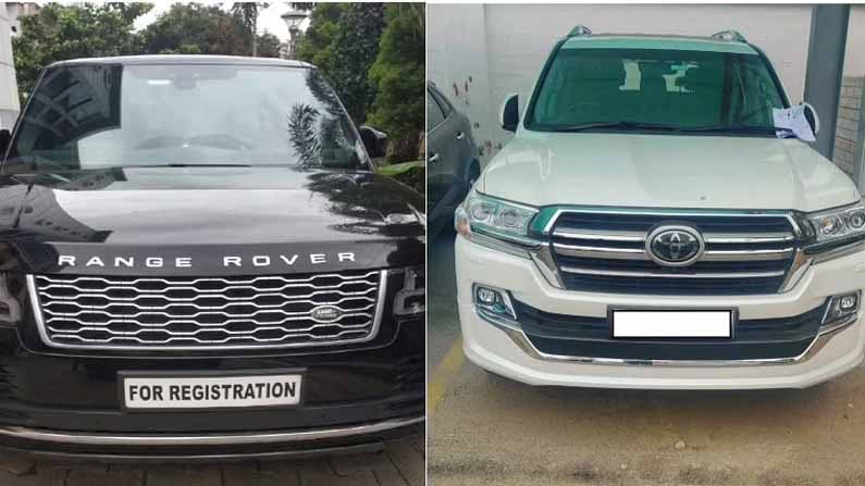 Luxury Car Smuggling Racket Busted, Cars Imported in for 'Diplomats', 3 People Held