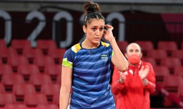 Tokyo Olympic 2020: TTFI to Take Action Against Manika Batra's Disagreement for National Coach's Help, Calls it 'Act Of Indiscipline'