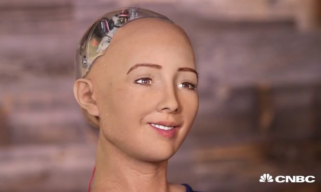This British Company Will Pay You Rs. 92 Lakhs If You Give Them Rights To Print Your Face On Their Robot.