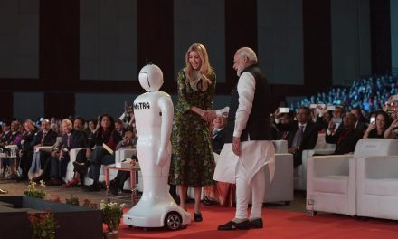 Friendly Robots in a world full of Humans and the impact of their presence