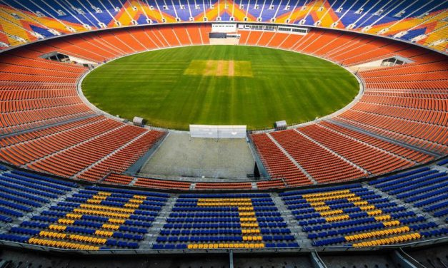 With seating capacity of 1,10,000, Motera Stadium all set to be Mecca of cricket stadiums