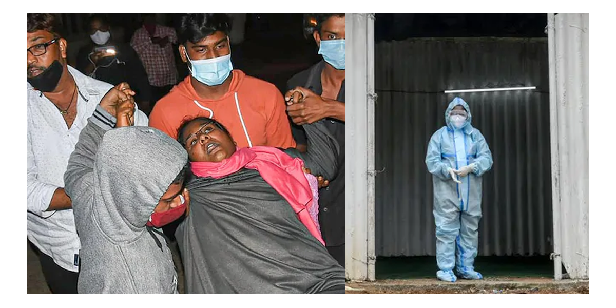 Second pandemic knocking on India's doors? Mysterious Illness Across Andhra Pradesh takes a life and sends hundreds to hospital