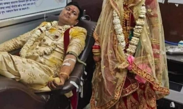 Faith in humanity restored- Uttar Pradesh newlywed couple saves girl's life by donating blood