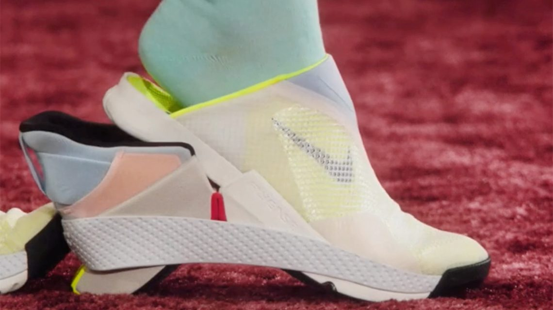 """""""Go Flyease"""" – Nike launched handsfree and laceless shoe"""