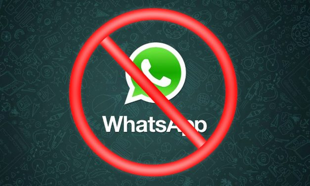 No Whatsapp for these mobile phone users from 1st February 2020. Read Why?