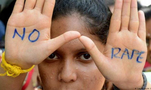 40,000 rape cases registered in a year, only 1 culprit gets hanged till death. Where is justice?
