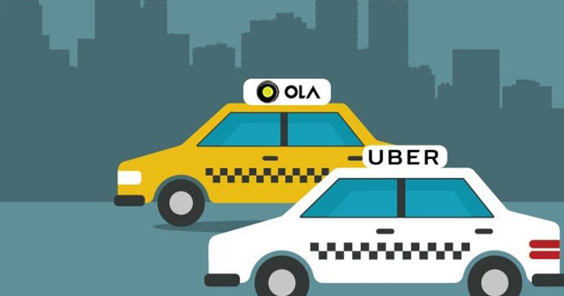 MP Government to fine Rs. 1000 to Ola/Uber drivers for ride cancellation.