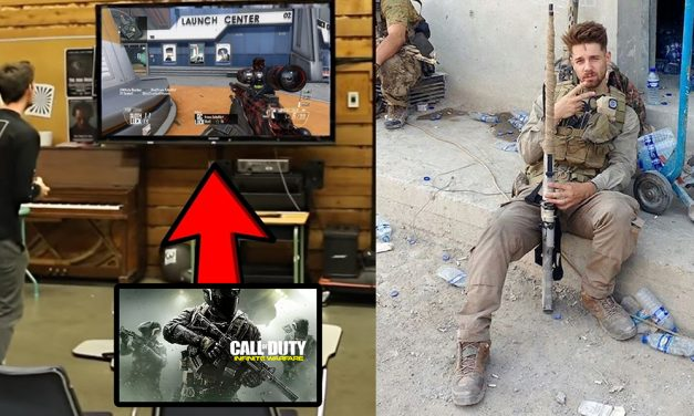 Gamer Fights ISIS Terrorists in Syria After Learning Skills From Call of Duty.