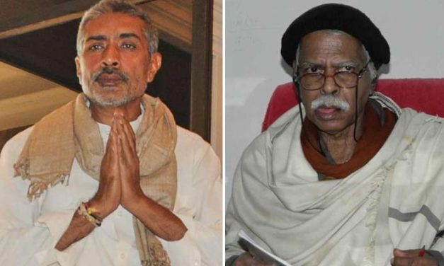 Prakash Jha is Making a Biopic of the Bihari mathematician who challenged Einstein's Work.