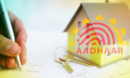 Soon You Will Have To Link Your Property With Aadhar Card. This Is Why?