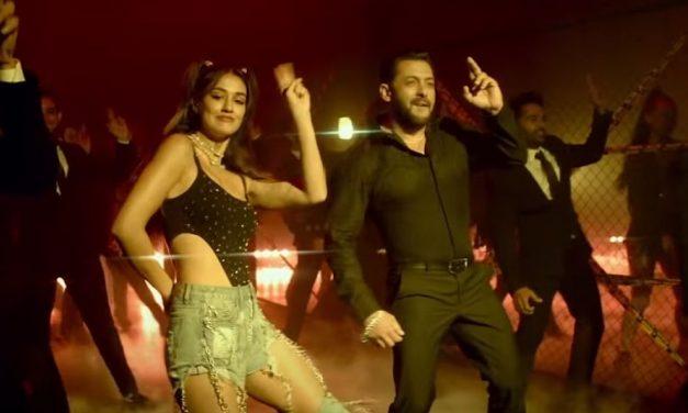 "Radhe Title Track: Salman Khan tired of being ""kuwara""; Disha Patani Sizzles the screen"