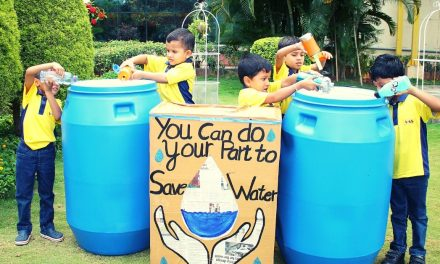 Bengaluru school saves 50 lakh litres of water using Rain Water Harvesting and other methods.